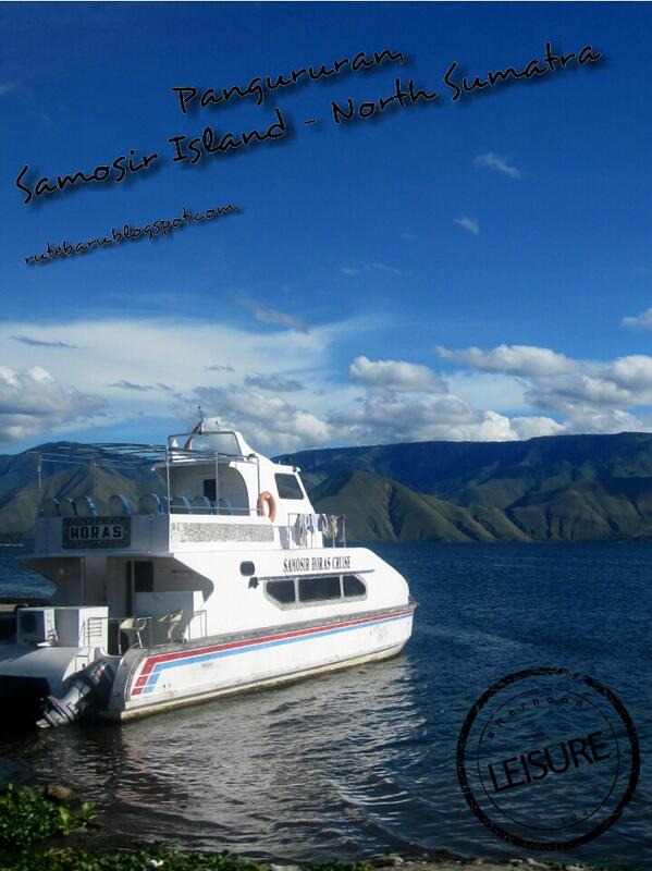 Another point of track to explore Samosir Island. Good Morning, Indonesia @indtravel http://t.co/VY4M4ApZwE