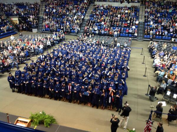 "Welcome to the club! RT ""@uncaalumni: Congrats to the graduates - our newest alumni #uncavl2013 http://t.co/Oos3VP1yKw #unca #BulldogNation"