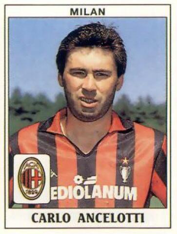 carlo ancelotti 1990
