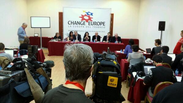 Last press conference #ELchangeEurope http://t.co/Od74UuZKNU
