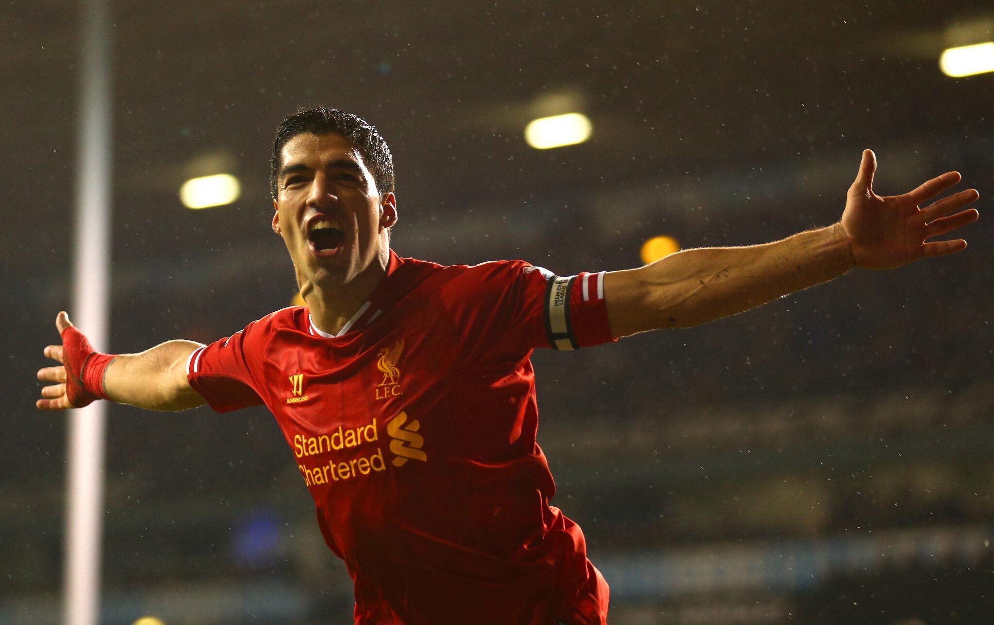 RT @LFC: Retweet if Luis Suarez was your #LFC #MOTM against Spurs? http://t.co/HZaMtpHItu