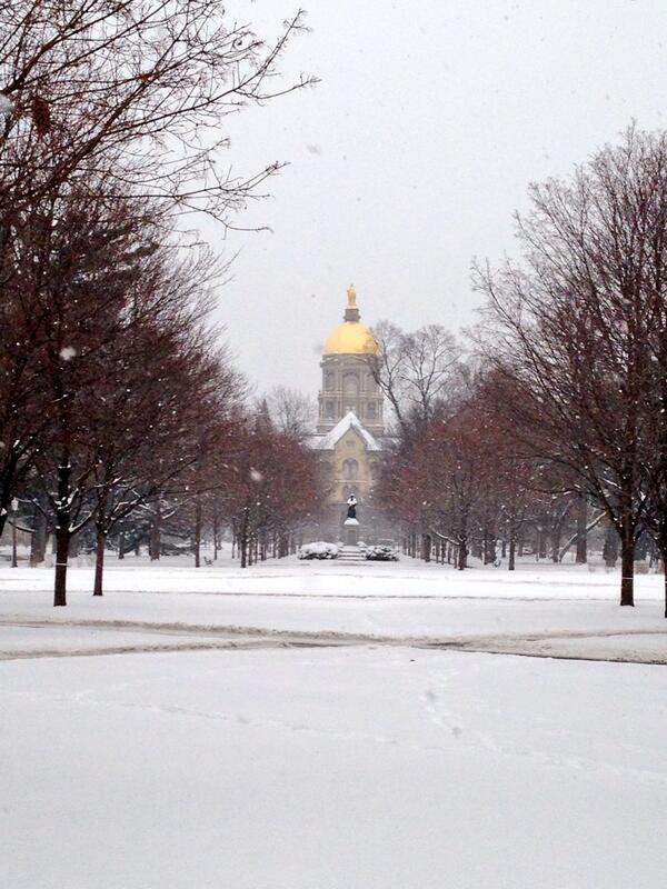 Had to stop at main circle before heading into the office.  By far the best campus in America. http://t.co/Y6W8mDsohZ