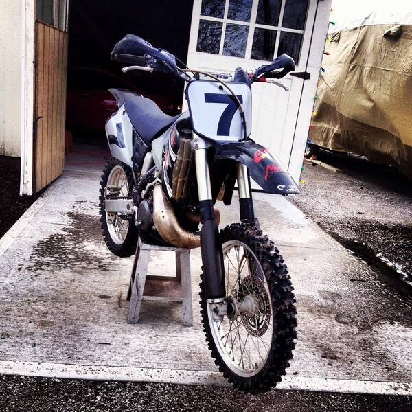 crf250f hashtag on Twitter