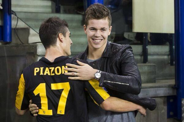 Chelsea starlet Lucas Piazon scored another special goal for Vitesse on Sunday [Video]