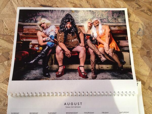 Image result for travail sexy chef calendar