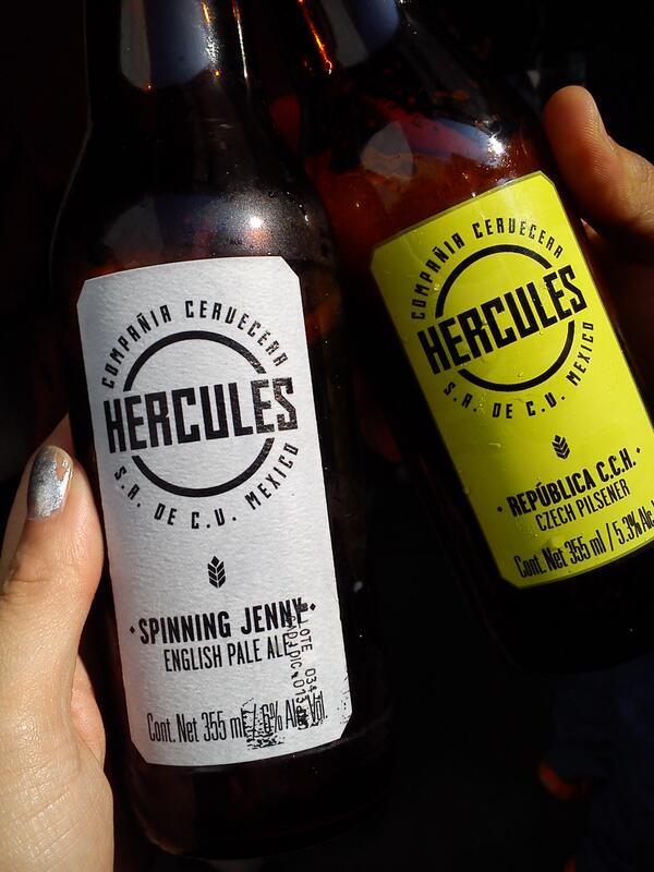 Hoy después de probar muuuuchasss cervezas estas fueron mis favoritas el @BeerFestDF http://t.co/OZjpT4Gdxx