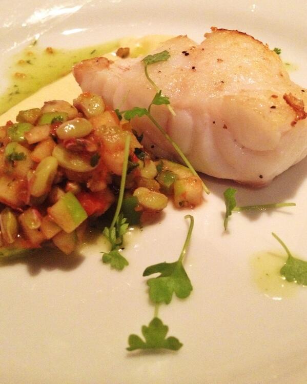 Bravo! @KSbraga shrimp-grits, @mikeisabelladc loukaniko sausage, @coolinarycafe yellowedge grouper #pbfwf http://t.co/B8b0JsFrHZ