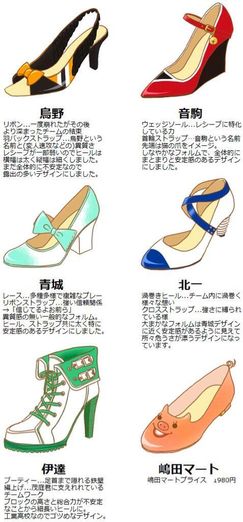 ハイキュー!!イメージの靴のデザインも完成 pic.twitter.com/s6ugqFysut