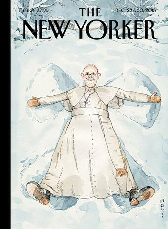 Snow Angel Francis