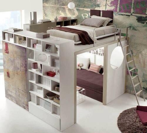 Embedded image permalink for Cute bunk bed rooms