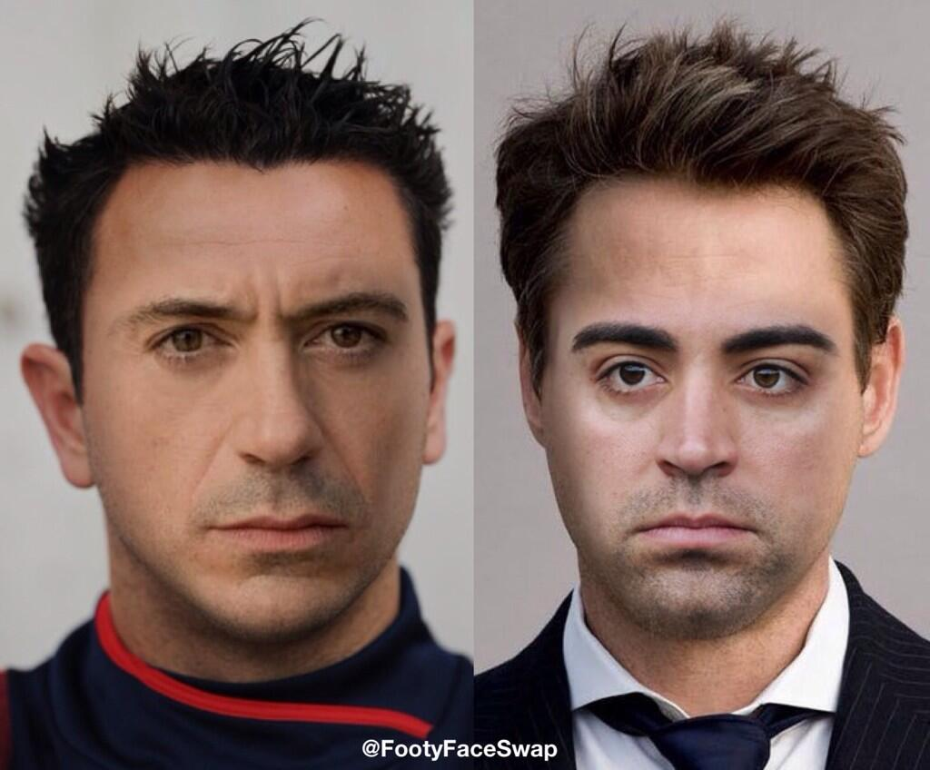 footy face swap on robert downey jr and xavi t co footy face swap on robert downey jr and xavi t co ro37r8rnxz