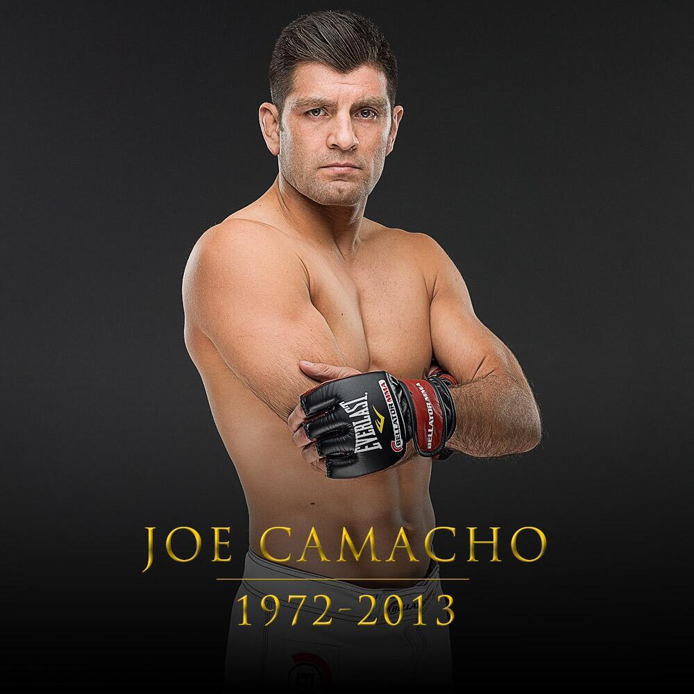 MMA Fighter and BJJ Black Belt Joe Camacho dies of heart