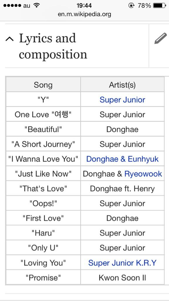 ✩ The Official Super Junior (슈퍼주니어) Thread <3