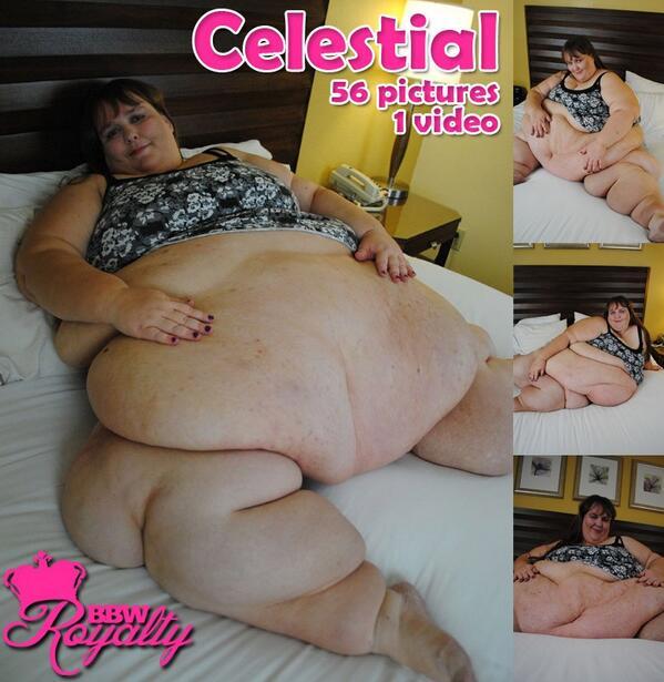 Feedee huge stuffed belly 2 of 2 2