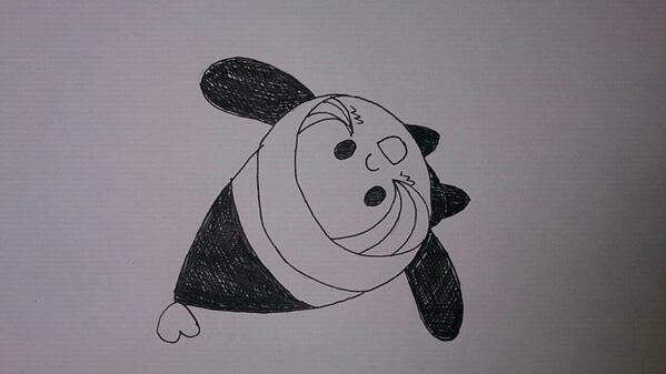 【電波人間のクリスマス:13】佐竹ななさんのイラスト