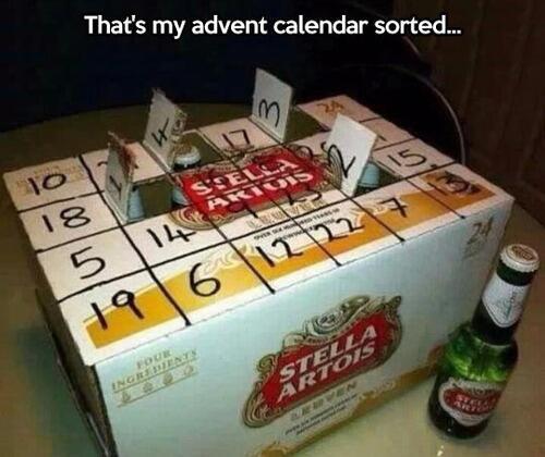 Calendari d'advent