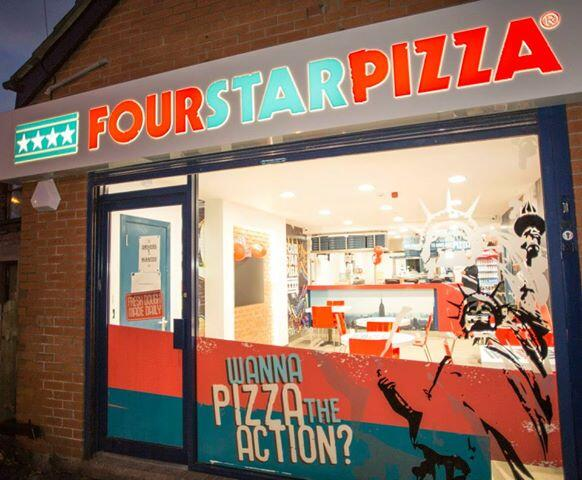 Four Star Pizza On Twitter Have You Seen Our Brand New