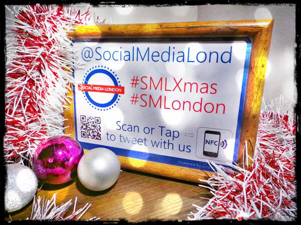 Whahoo! It's party time! @penthouselondon @LinkHumans @SocialMediaLond #SMLXmas #smlondon http://t.co/v8yYN7fX5S