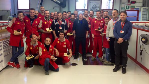 Scuderia Ferrari on Twitter