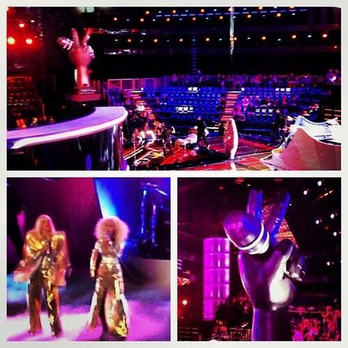Hoy en The Voice: Xtina y Lady Gaga juntas en el mismo escenario - Página 2 Bbu2vpGCYAAhKcS