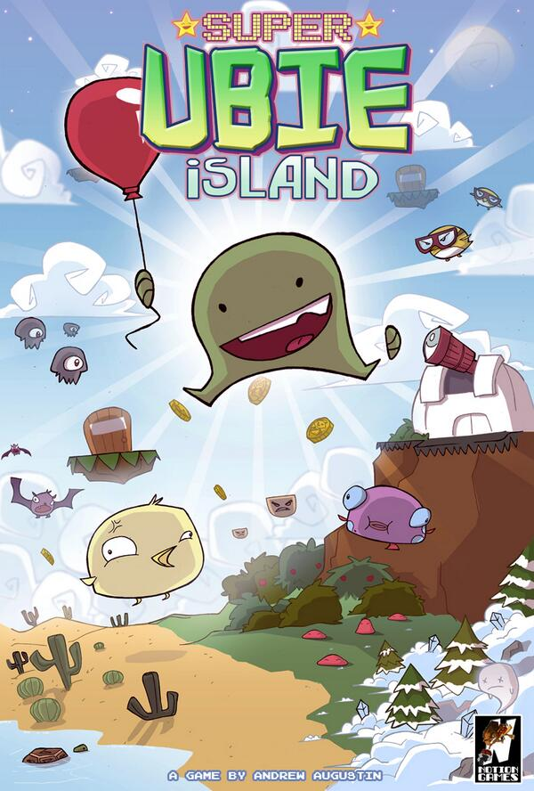 Super Ubi Island