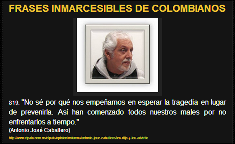 Frases Inmarcesibles På Twitter Una Frase De Antonio