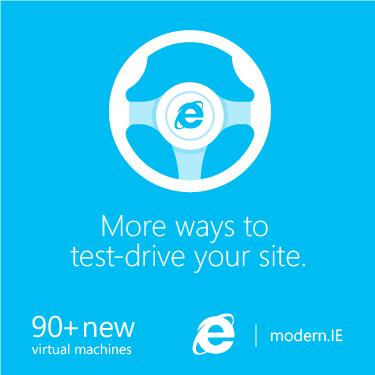 More ways to test drive your site