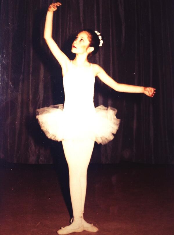 What were you doing before you moved? I was a ballerina #IAmAMigrant http://t.co/ldFBoOHGri