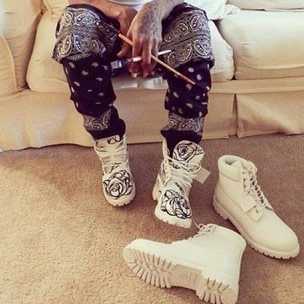 white timberlands tumblr Google Search | Outfits