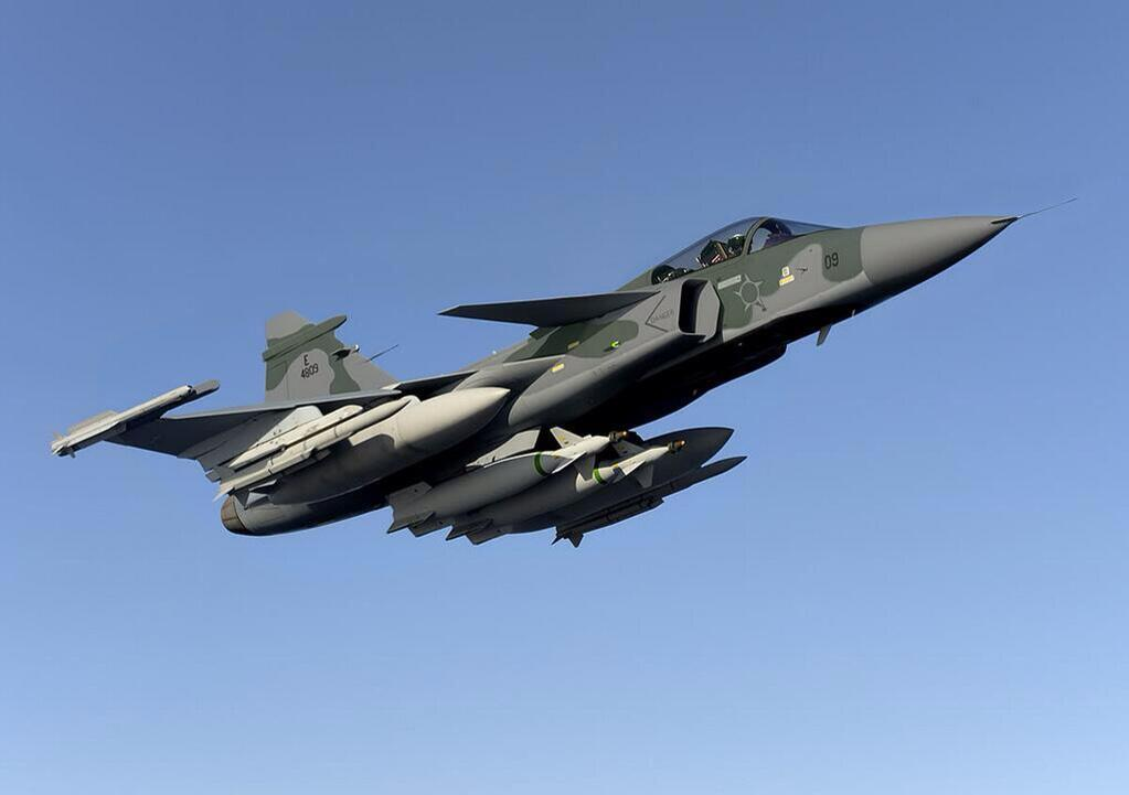 Brazil FX 2   Saab Gripen Decision is Good for the UK