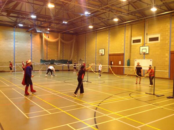 Pittville B.C. Christmas 2013 Tournament at Pates' Grammar School