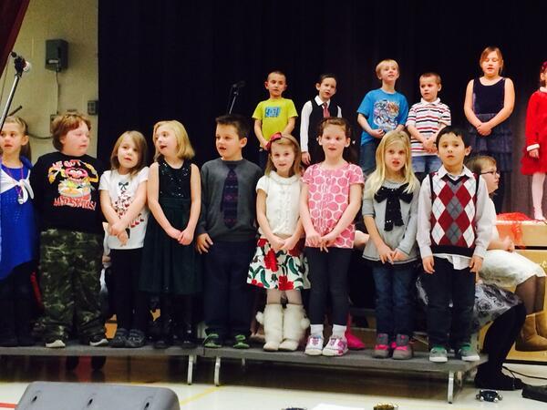 Grade 1s at JRC's Holiday Concert.  #tvdsbcelebrates http://t.co/6A7XvA22gH