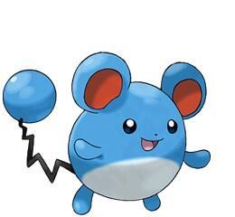 Pokemon Mude
