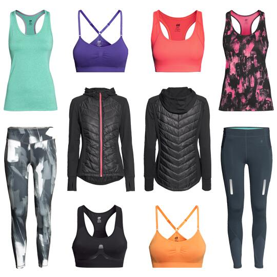 Twitter / hmnetherlands: Work out in style! Onze nieuwe ...