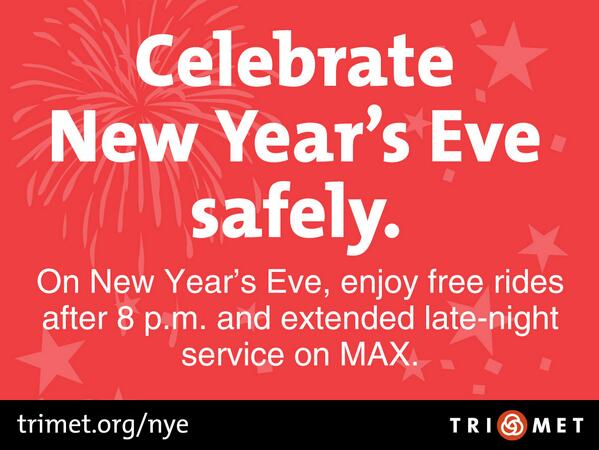 Celebrate safely and ride free tonight after 8 p.m. http://t.co/ibbx2K3FU5 http://t.co/wJ3BlFsUnn