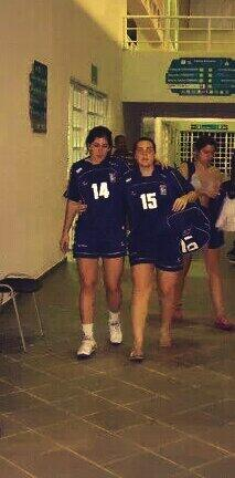 Mira lo que vengo a encontrar! #RepDominicana #Mundial #Handball #Amiga #LindosMomentos  Te adoro ♡ @maacu