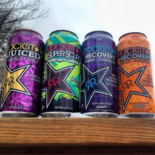 For the designated drivers tonight: May you have the energy to get your friends home safe! @rockstarenergy http://t.co/7OMrjWkv40