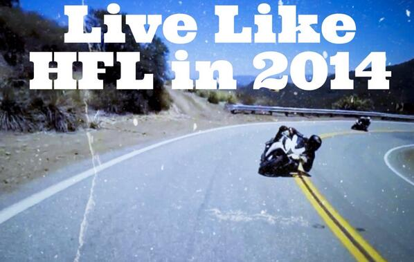 Live Like HFL in 2014 - Happy New Year! http://t.co/EAc6rzKKWw