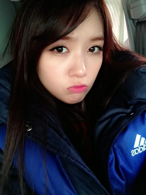 RT @Girls_Day_Minah: ???? ?? ????. ?? ?? http://t.co/88tKou4FeL