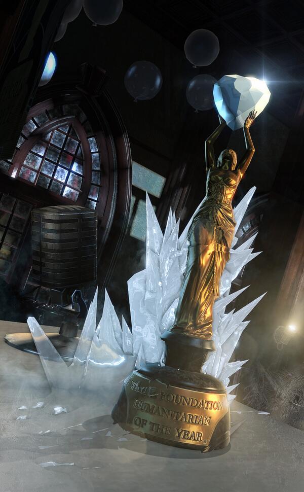 Teaser de Batman era para uma nova DLC; informações Bc4fpmHCUAAsEzG