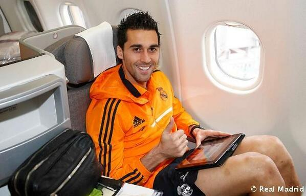 Real Madrid News Now, Mission Real Madrid fly to Doha. [Photos]