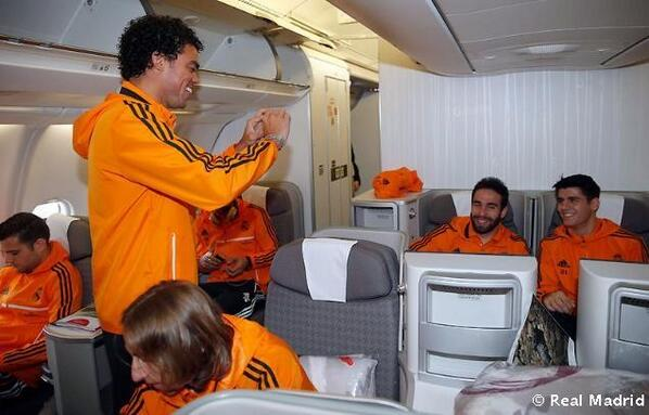 Mission Real Madrid Fly Doha Photos News