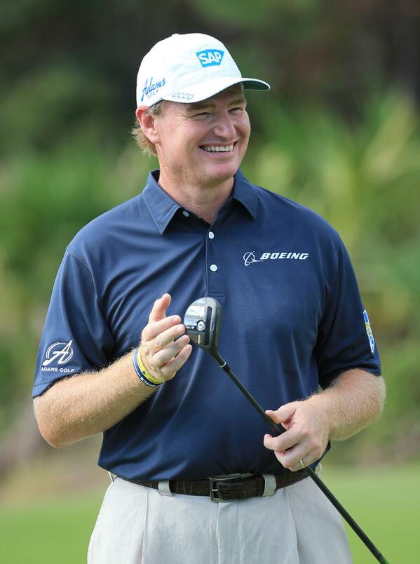We're excited to kick off 2014 by welcoming @TheBig_Easy Ernie Els to our team - this is going to be big! #ElsToAdams http://t.co/DhHBvVFi5E