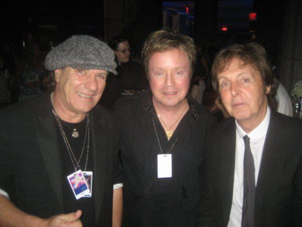 AC DC BRASIL On Twitter Brian Johnson Rick Derringer E Paul McCartney A Foto Foi Tirada Em 2010 Tco W8exRKmLZf