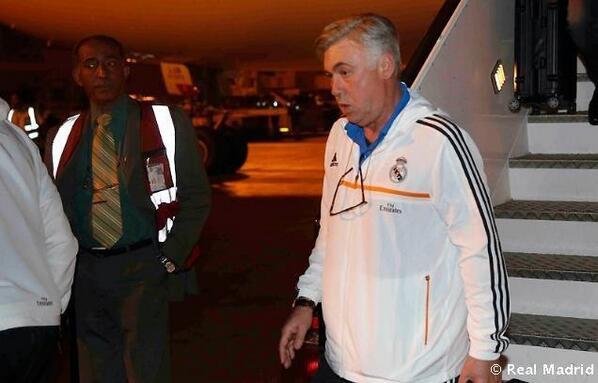 Real Madrid News Now : Real Madrid in Doha.رابط دائم للصورة المُضمّنة