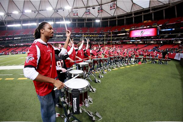 RT @FalconsDrumline: Our final p