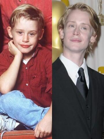 Then Vs Now On Twitter Macaulay Culkin Home Alone Kid Http