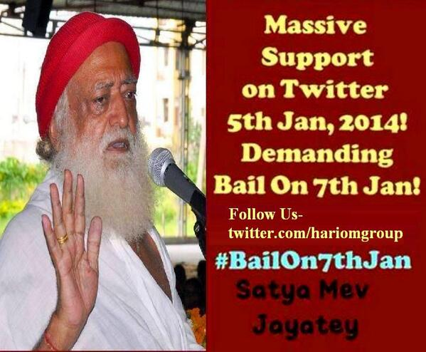 Massive Support On Twitter - 5th Jan 2014