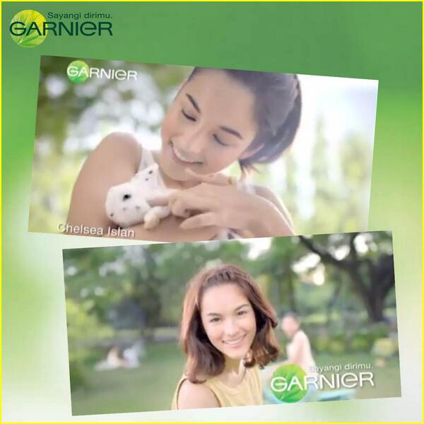 Chelsea Islan On Twitter Good Morning Garnier Girls Rt Garnierid Welcoming Chelsea Islan As The New Garnier Brand Ambassador 3 Http T Co Jkzvnaqzgh