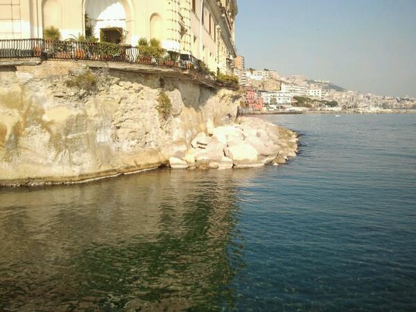 Napoli in kayak u my travel